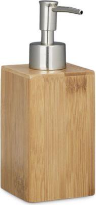 seifenspender bambus preisvergleich die besten angebote. Black Bedroom Furniture Sets. Home Design Ideas