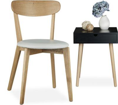 stuhl eiche preisvergleich die besten angebote online kaufen. Black Bedroom Furniture Sets. Home Design Ideas