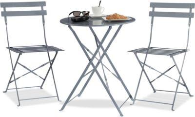 bistrotisch rund preisvergleich die besten angebote online kaufen. Black Bedroom Furniture Sets. Home Design Ideas