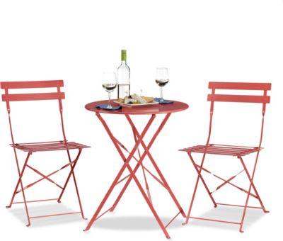 bistrotisch rund wei preisvergleich die besten angebote. Black Bedroom Furniture Sets. Home Design Ideas