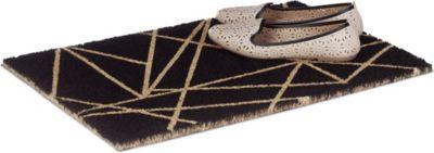 relaxdays Fußmatte Muster