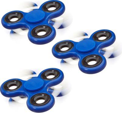 relaxdays-3x-fidget-spinner-handkreisel-spielzeug-fidget-toy-58-g-stress-reducer-blau