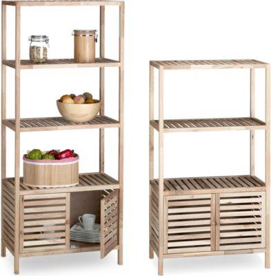 holzregal preisvergleich die besten angebote online kaufen. Black Bedroom Furniture Sets. Home Design Ideas