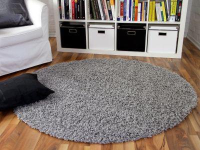 langflor teppich grau preisvergleich die besten angebote online kaufen. Black Bedroom Furniture Sets. Home Design Ideas