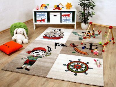 piraten teppiche preisvergleich die besten angebote. Black Bedroom Furniture Sets. Home Design Ideas