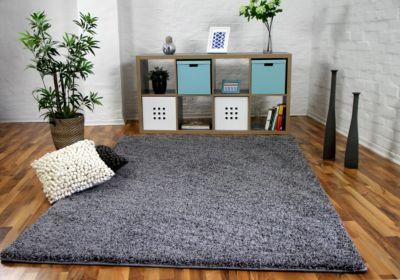 luxus-hochflor-langflor-teppich-milano-140x200-cm, 89.90 EUR @ plus-de
