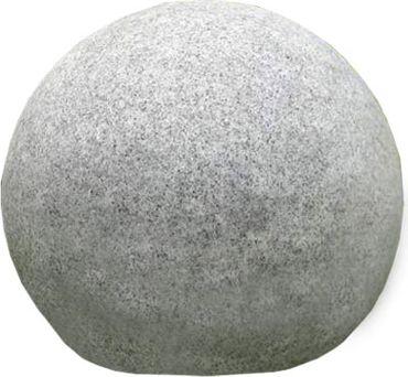 Kugelleuchte Gartenkugel GlowGranite 28cm 10220 | Lampen > Tischleuchten > Kugelleuchten | Granit | KIOM