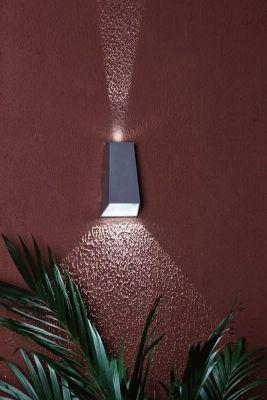 Effektleuchte, Beam 3, 2x3 W LED, 15 + 60 Grad, 10224