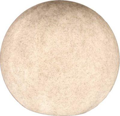Kugelleuchte Gartenkugel GlowOrb stone 56cm Ø 10481 | Lampen > Tischleuchten > Kugelleuchten | Stone | Stein | KIOM