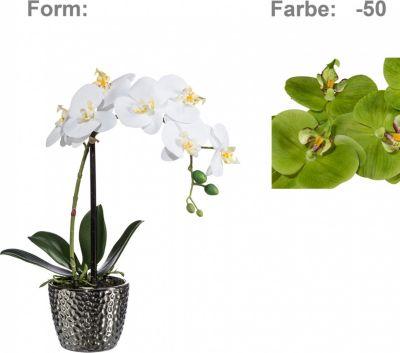 orchidee-phalaenopsis-kunstpflanze-im-silbernen-keramiktopf