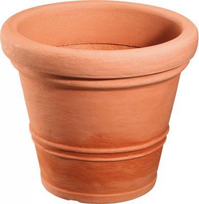 Pflanzkübel MILANO rund aus... 40 cm | Dekoration > Dekopflanzen > Pflanzenkübel | Geli