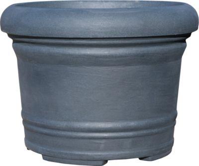 Pflanzkübel PALERMO aus... anthrazit, 50 cm | Dekoration > Dekopflanzen > Pflanzenkübel | Kunststoff | Geli