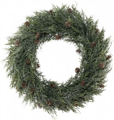 Coniferenkranz Adventskranz Weihnachtskranz | Weihnachten > Adventskranz und Weinachtsleuchter | Fuchs seit 1895