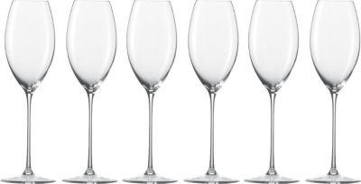 Zwiesel 1872 Champagner Glas 6er-Set Enoteca