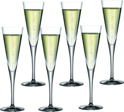 Stölzle Champagnerkelch 6er-Set Sparkling & Water