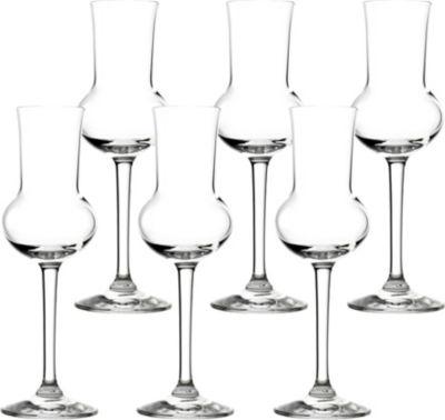 Stölzle Grappaglas 6er-Set Bar & Liqueur