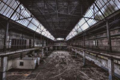 HTI-Line Glasbild Factory
