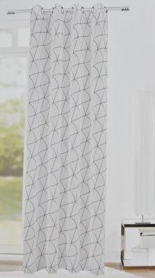 HTI-Living Schlaufenschal Vorhang Home Living