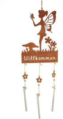 HTI-Line Windspiel Fairy   Garten > Dekoration > Windspiele   HTI-Line