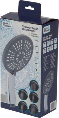 Bath & Shower Duschkopf mit 5 Funktionen   Bad > Duschen > Duschköpfe   Bath & Shower