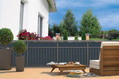 Home Garden Balkonsichtschutz Bode, LxH ca. 600x90 cm   Garten > Balkon   Sonstiges