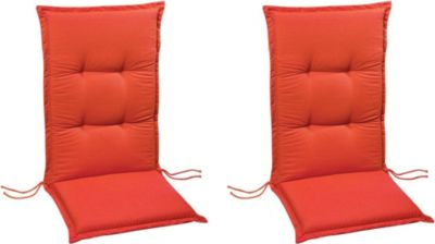 best freizeitmöbel Stehsaumauflage 7 , orange