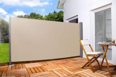 Home Garden Seitenmarkise SLIM 180x300 cm | Garten > Balkon | Aluminium | Sonstiges