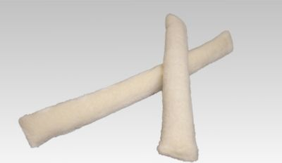 Linke Licardo Zugluftrolle Wolle, 120 cm