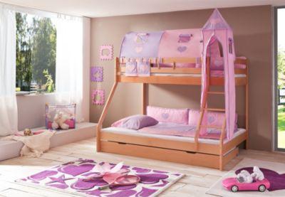 Relita Etagenbett Mike : Rosa etagenbetten online kaufen möbel suchmaschine ladendirekt