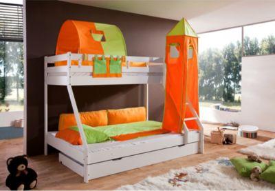 Etagenbett Relita Mike : Grun etagenbetten online kaufen möbel suchmaschine ladendirekt