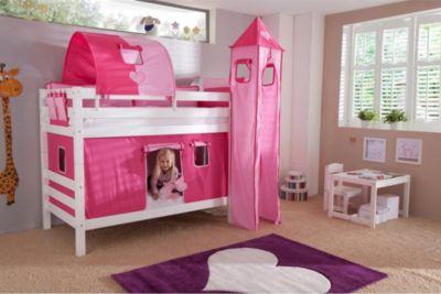 Etagenbett Pink : Etagenbett doppelstockbett online kaufen stockbett otto