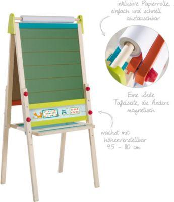 roba-stand-tafel-fuchs-eule-hohenverstellbar-mit-abnehmbarer-papierrolle