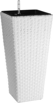 polyrattan pflanzk bel preisvergleich die besten angebote online kaufen. Black Bedroom Furniture Sets. Home Design Ideas