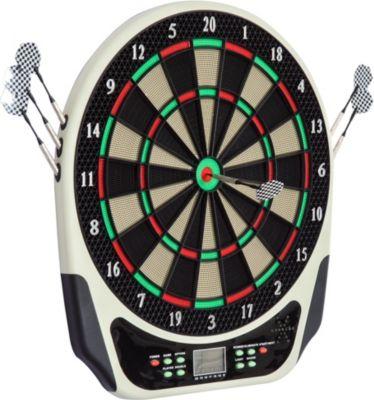 HOMCOM Elektronische Dartboard für bis zu 16 Sp...