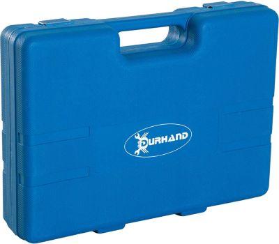 DURHAND Werkzeugkoffer 44-teilig Werkzeugbox Werkzeugkiste Werkzeugset Haushalt | Baumarkt > Werkzeug > Werkzeug-Sets | DURHAND