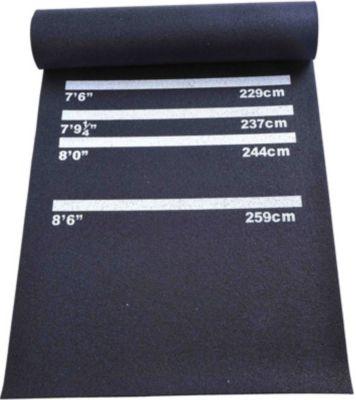HOMCOM Dartmatte für Steel- und Softdart