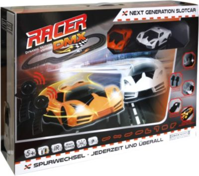 Racer DMX Racer Autorennbahn Starter Set
