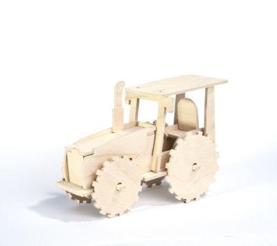 pebaro-laubsagevorlage-traktor-3d
