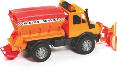bruder 02572 Unimog Winterdienst