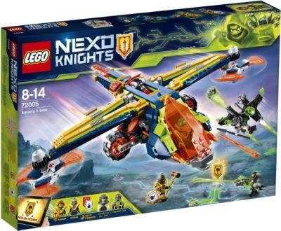 lego-nexo-knightst-72005-aarons-armbrust-569-teile