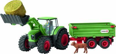 schleich-farm-world-42379-traktor-mit-anhanger