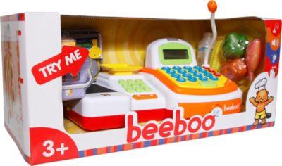 Beeboo Kitchen Kasse mit Laufband und Scannfunk...
