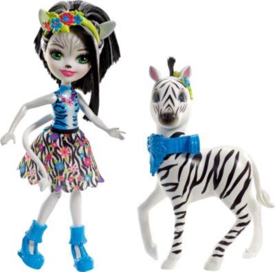 mattel-fky75-enchantimals-themenpack-zelena-zebra, 18.49 EUR @ plus-de