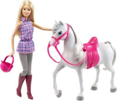 Barbie Barbie & Pferd