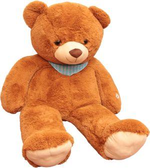 Heunec Teddy mit Halstuch, ca. 140 cm