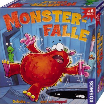 KOSMOS Kosmos Monsterfalle