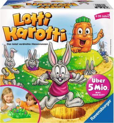 Ravensburger 215560 Lotti Karotti