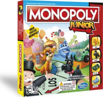 Hasbro A6984398 Monopoly Junior Refresh