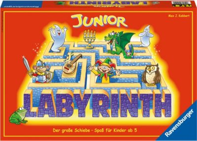 ravensburger-212101-junior-labyrinth