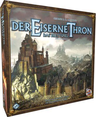 Asmodee Der Eiserne Thron Brettspiel 2. Edition